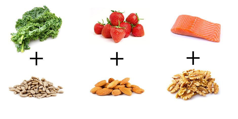 Top 6 Foods for Healthy Skin