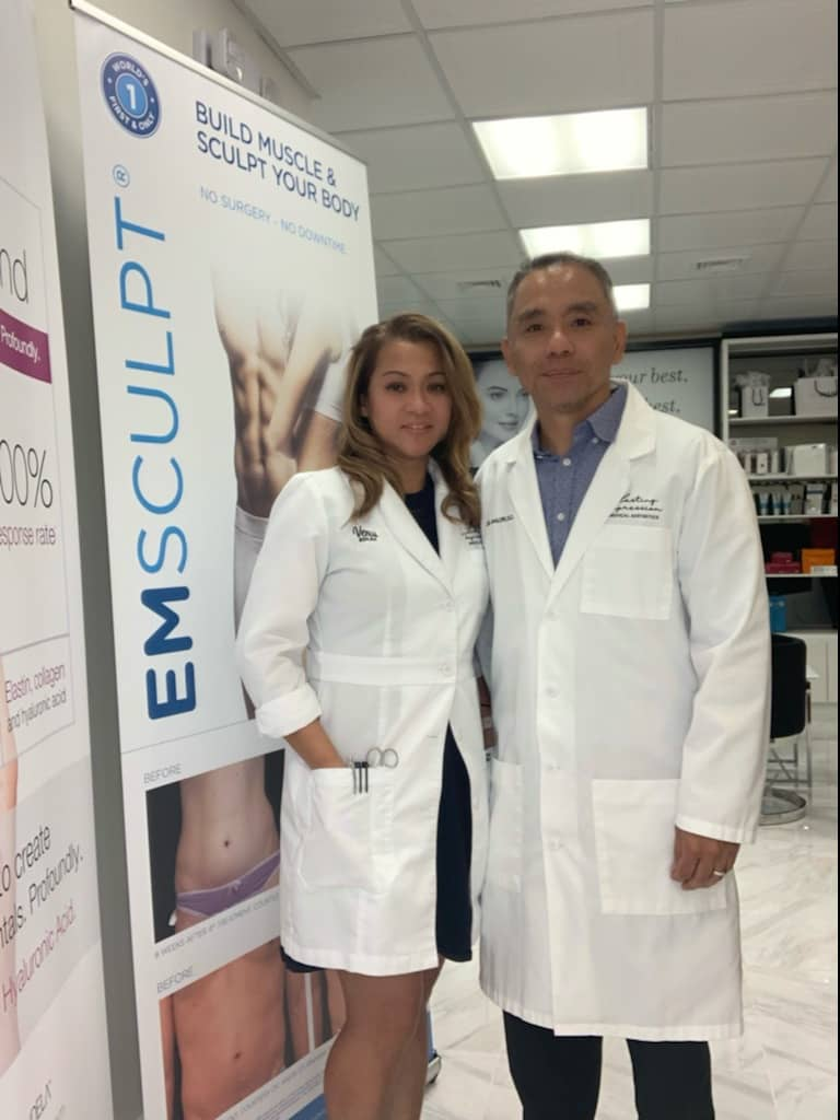 Dr. Roel Galope   Lasting Impression Medical Spa